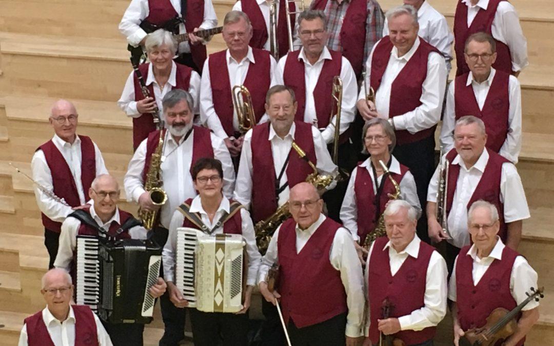 Koncert med Aktiv Fritids Seniororkester