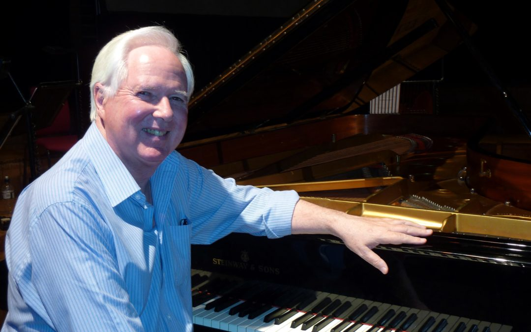Klassisk klaver koncert med Robin Colvill