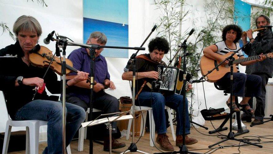 Koncert med Bassacada – folkemusik fra Sydfrankrig