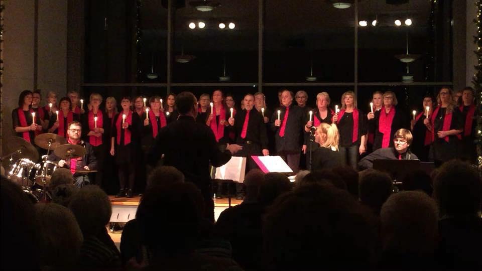 Julekoncert med gospelkoret Soul Invitation