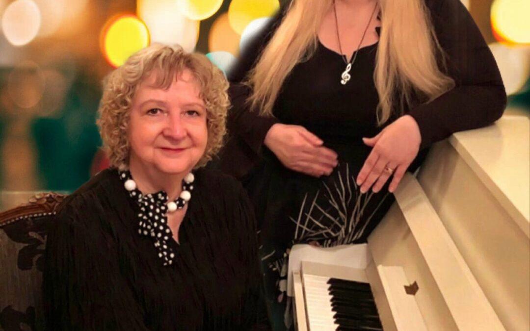 Helle Danum og Inge Andersen duo
