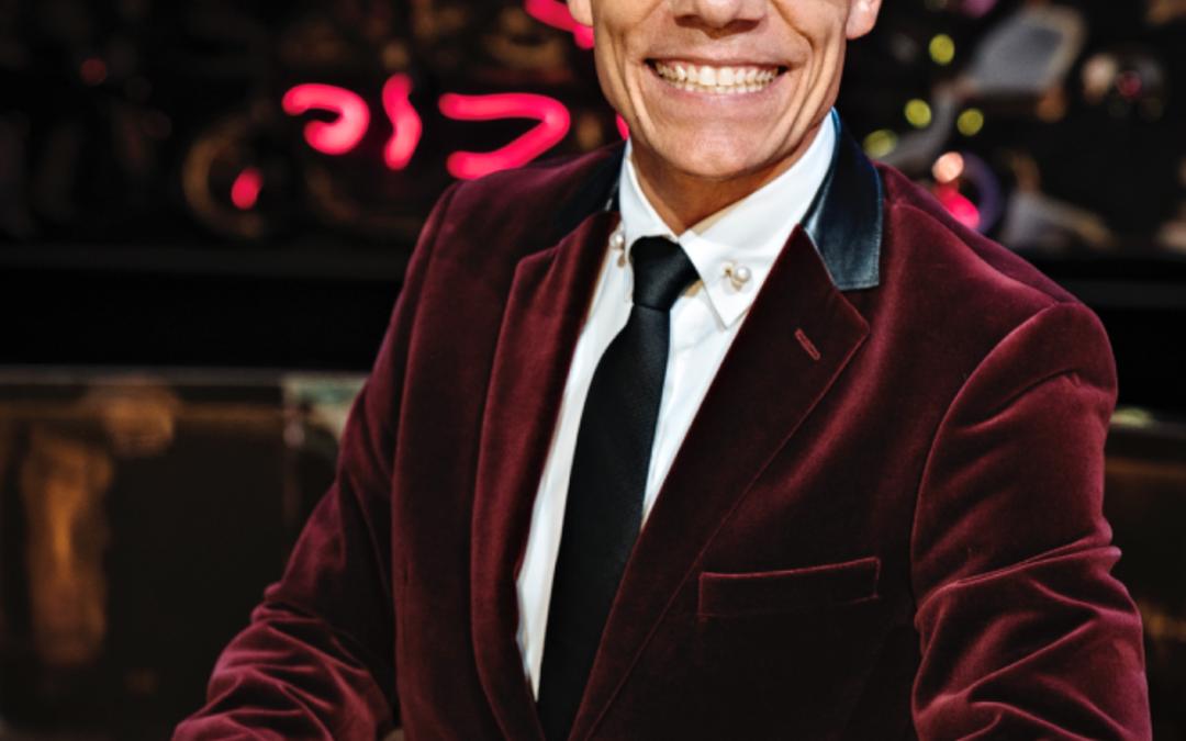 Folkekøkken og foredrag: Jens Werner: Mit liv med dans
