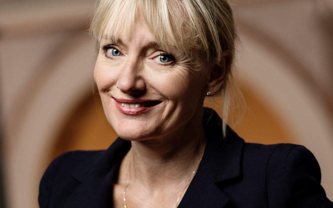 Folkekøkken og foredrag: Kathrine Lilleør
