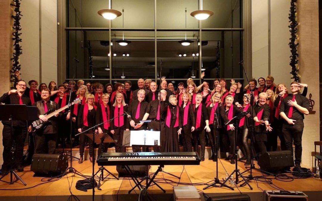 Julekoncert med koret Soul Invitation