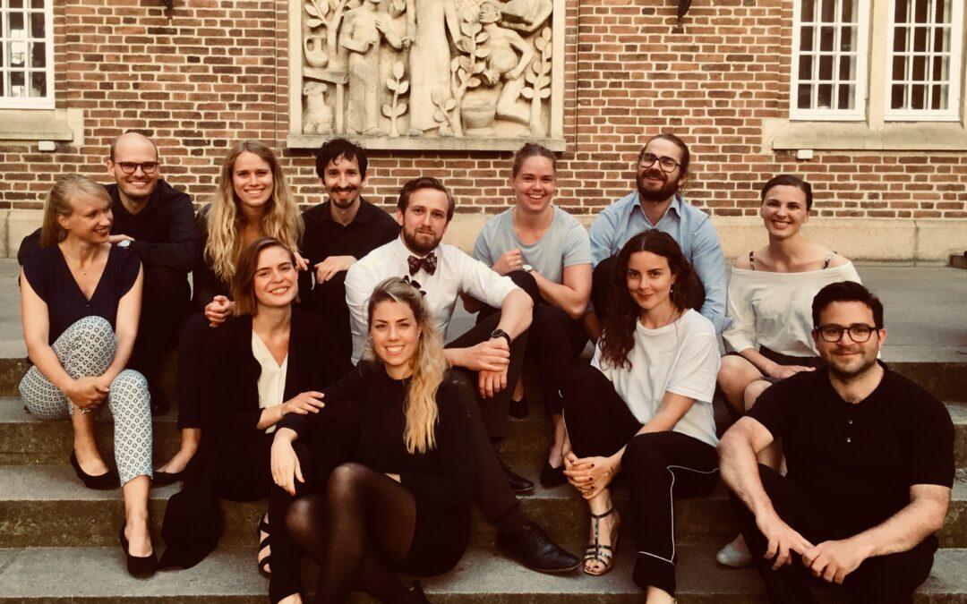 Musik af mulden – danske folkesange i nye arrangementer for kor